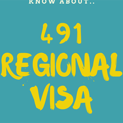 491 regional visa