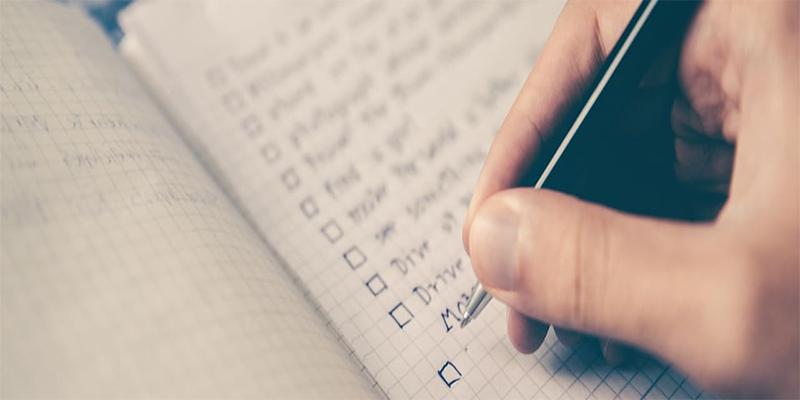 document py checklist