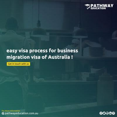 Business Migration Visa Australia
